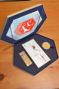 Canadian Forces Snowbirds Stamp and Coin Set
