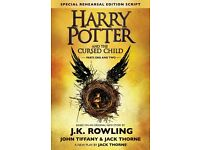 HARRY POTTER AND THE CURSED CHILD - Friday 2nd September - Stalls - Part 2