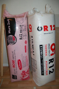 Insulation 3 bags $75 for all 3 or $30 bag