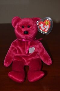 Ty Beanie Babies *Retired & Rare* - Set of 4 Valentine's Bears Sarnia Sarnia Area image 4