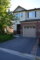 Stittsville 3 bdr townhome for rent. End unit.