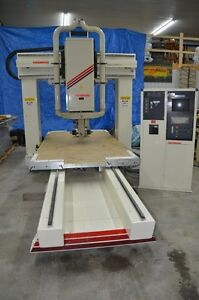 Thermwood CNC Router 5 Axis West Island Greater Montréal image 2