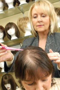 Wigs & Hair Pieces for Hair Loss