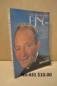 THe one and only Bing Crosby