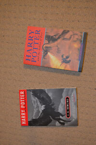 Harry Potter 4 books great condition Kitchener / Waterloo Kitchener Area image 1