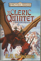 The Cleric Quintet Series Omnibus by R.A. Salvatore TPB 1st