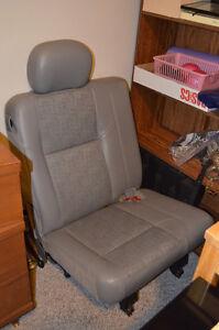 SPLIT-BENCH SEAT, Rear, from 2007 Pontiac Montana SV6