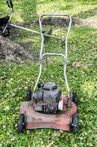 Looking for unwanted Lawn Mowers and engines