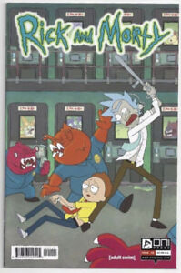 Rick and Morty #1 First Print