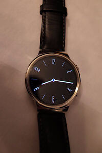 Huawei Smart Watch with Leather Strap