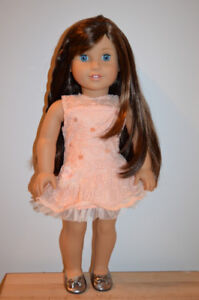 "American Girl Grace Thomas 18"" Doll"