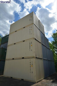 20' New Steel Shipping Containers