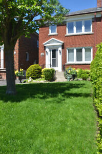 Leaside, 4 bedroom house for Rent/Lease, August