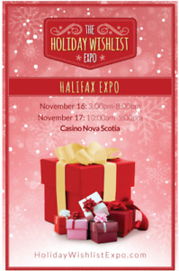 FREE TICKETS TO THE HOLIDAY WISHLIST EXPO