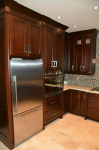 Kitchen Cabinets, Countertops
