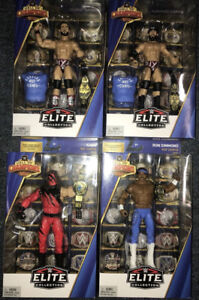 WWE Figures for Sale - Brand New Elites, Basics, Rings, 2-Packs