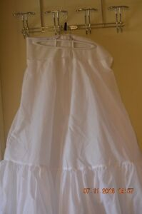 full slip for your wedding gown London Ontario image 1