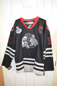 Alex Ovechkin & Jonathan Toews Authentic NHL Jersey