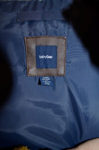 Down-filled vest from Baby Gap St. John's Newfoundland image 4