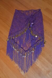 Belly Dancing Hip Scarf
