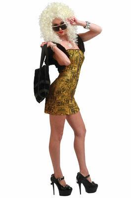 Money Honey Working Girl Adult Halloween Costume