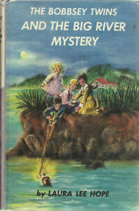The Bobbsey Twins and THE BIG RIVER MYSTERY Mystery Laura Lee Ho