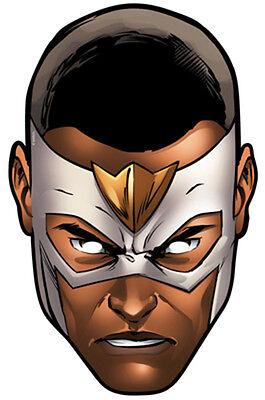 Official Falcon Marvel The Avengers Card Party Face Masks Mask - Samuel - Falcon Marvel Kostüm