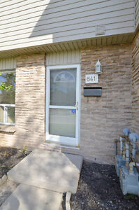 Recently renovated town home! Available immediately!