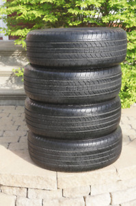 215-55-17 Michelin Primacy MXV4 en bonne condition