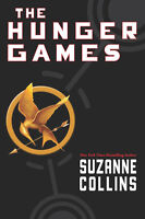 THE HUNGER GAMES by Suzanne Collins *NEW*