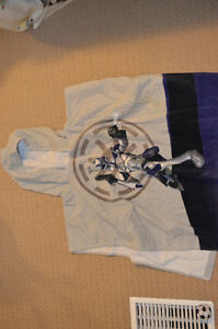 Kids Star Wars hoodies - terry cloth.