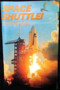 Space Shuttle by George Alexander - Printed in January 1982