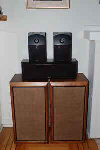 Speakers - all in excellent condition