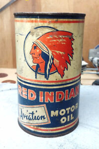 Red Indian, canne d'huile, collection