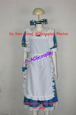 Alice in the country of Hearts Alice Liddell Cosplay Costume dress