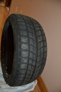Almost New Bridgestone Blizzak Snow Tires!!
