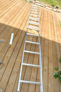 Aluminum Ladder 16'