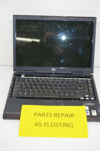 HP DV1000, broken (it does not power on) sold as is!