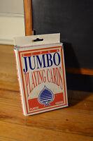 Jeu de cartes Jumbo