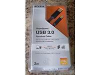 Belkin USB 3.0 Premium Cable