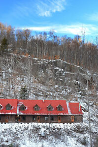 Christmas Dec 22-25 (3 nights) Studio at Auberge du Lac Morency