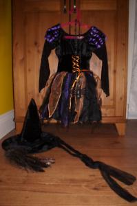 Déguisement / Costume d'halloween enfant 7 à 14 ans