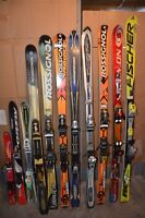 Parabolic skis from $49 and boots from $29