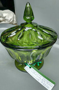 Vintage Glass Ware ($3.00 - $35.00)