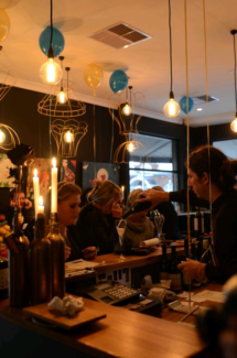 Wine Bar/ Restaurant  WIWO Must Sell Due to personal reasons