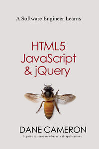 A software engineer learns htm5 javascript & jquery.