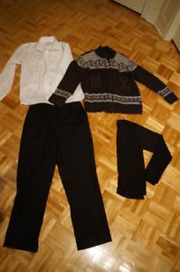 Petit lot de 4 vêtements garçon 10-11 ans
