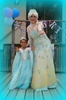 Invite Princess Elsa to your Party