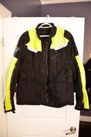 FS - Rev'it Sand 2 Jacket Black/High Viz - size X-LG