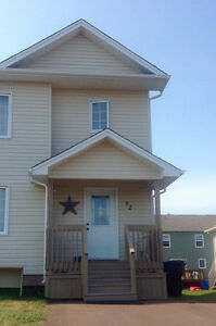 4 Bedrooms Semi-Detached for rent (Shediac Road Area, Moncton)
